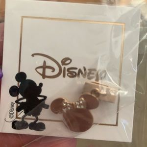 KEEP Collective Jewelry - Keep Collective Minnie Mouse Charm -Rose Gold